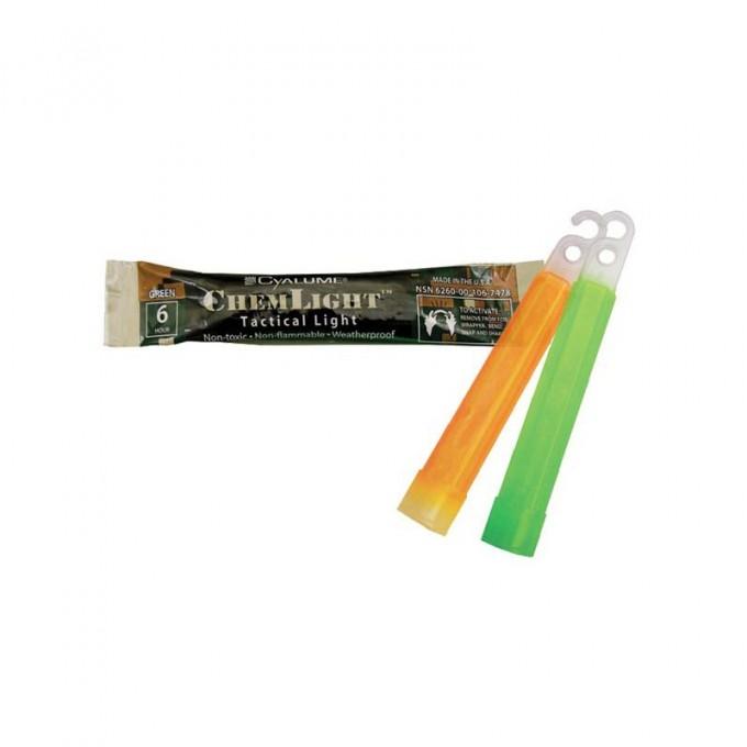 Svietiace tyčinky 10cm Cyalume ChemLight