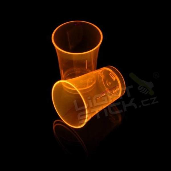 Farebný panák 50ml, svietiace UV, rôzne farby