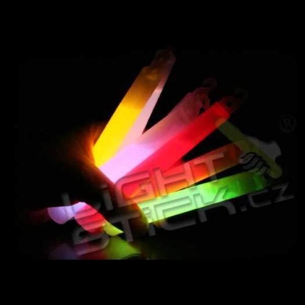 Svietiaca tyčinka (chemické svetlo) Lightstick SPORT 15 cm, 1ks / obal