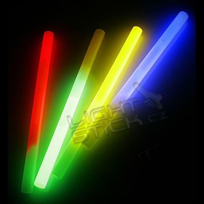 Svietiaca party tyčinka (chemické svetlo) 24cm
