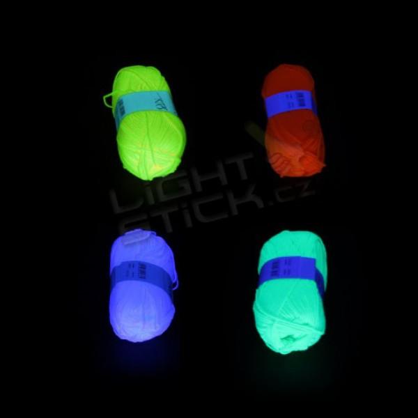 UV vlna, rôzne farby