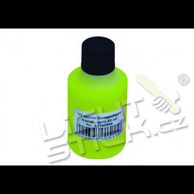 UV pečiatkovacie farba 50 ml