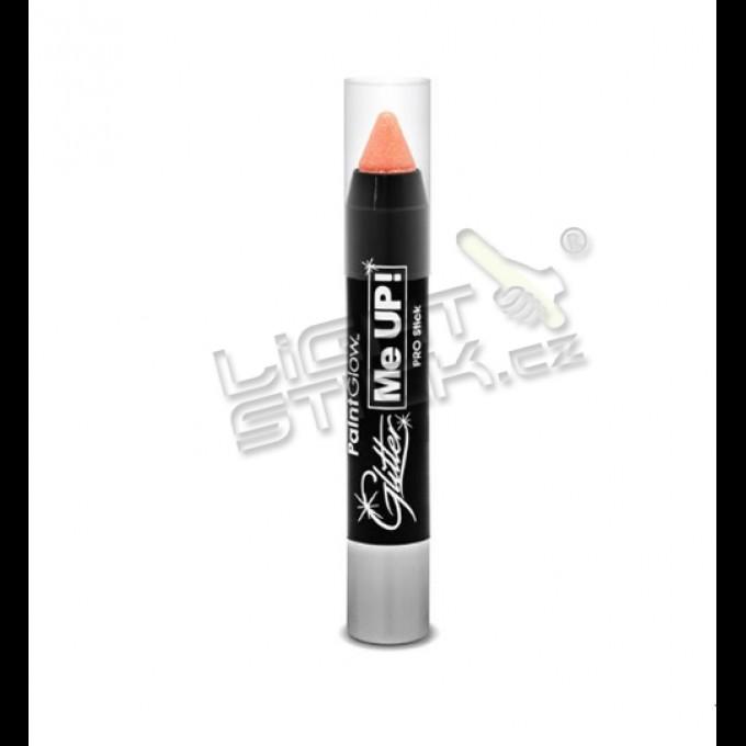 Trblietková ceruzka na telo a tvár 3g, UV, bodypainting
